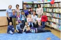 фото 2019.09.15 Дочитаться до звезды Дмитрий Никитин. Объединение детских библиотек Тольятти